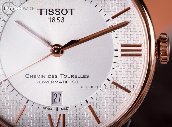 [Review - Đánh giá] Tissot Chemin des Tourelles Helvetia Pride